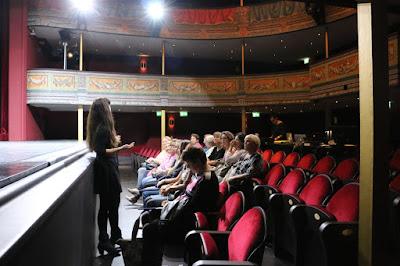 Saal Stadttheater Solothurn