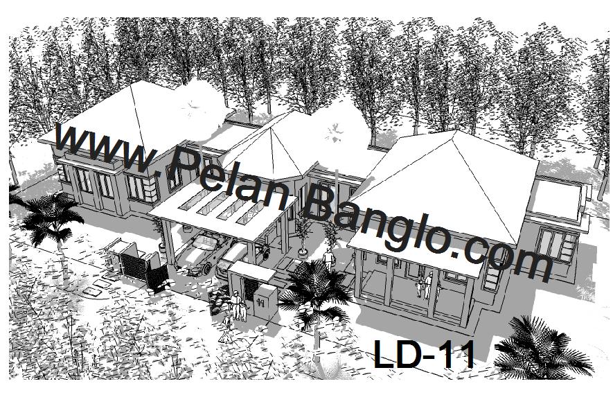 Bentuk Banglo Terbaru | newhairstylesformen2014.com