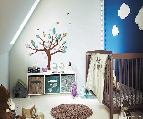 d coration nuage chambre b b b b et d coration. Black Bedroom Furniture Sets. Home Design Ideas