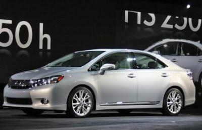2011 Lexus Hs 250h Reviews Cars Zones
