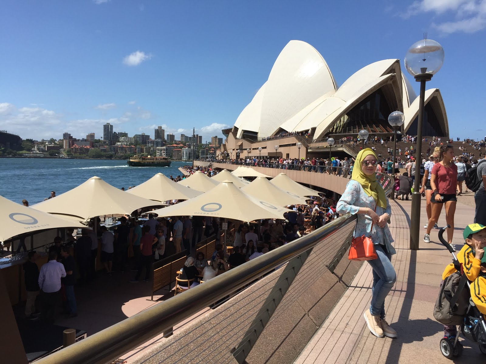 SYDNEY~NSW~Opera House~Dec'15