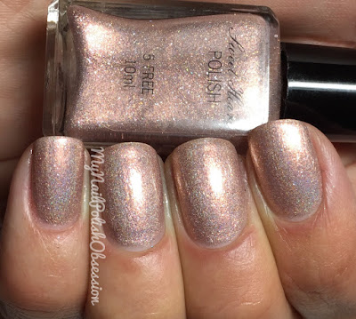 Sweet Heart Polish LE Black Friday Trio; All That Glitters