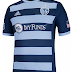 Sporting Kansas City lança camisa reserva para 2014