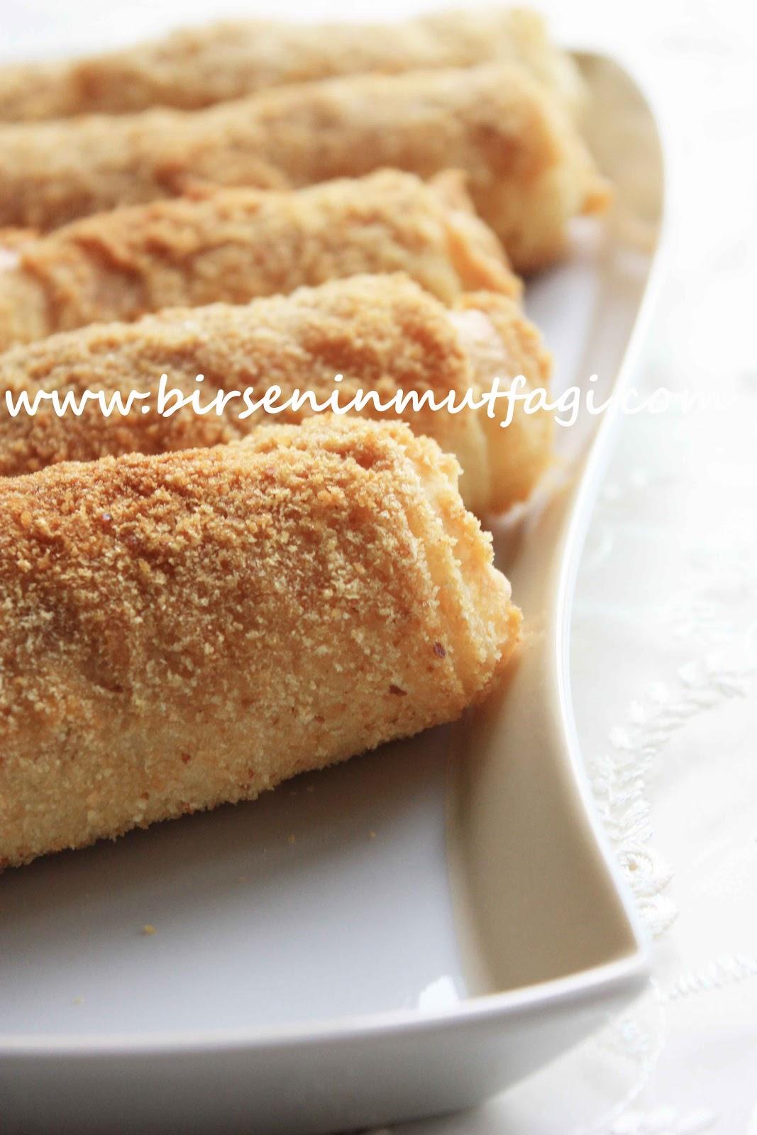 Kremalı Sigara Böreği Tarifi