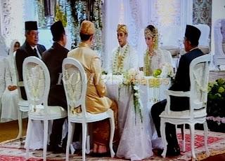 Pernikahan Ardhi Bakrie dan Nia Ramadhani
