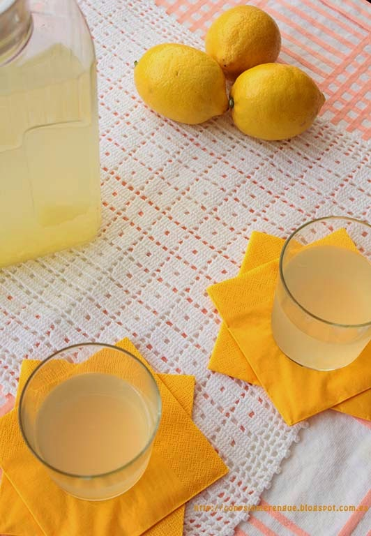 Limonada para embarazadas CyS