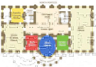 3d Models Home Designs White House Floor Plan