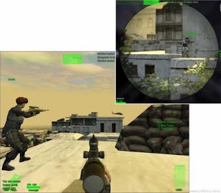 Delta force 4 black hack down pc game