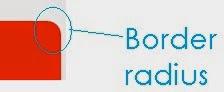 Cara Mudah Membuat Border Tumpul/Border-Radius