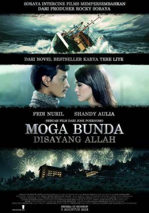 Film Moga Bunda Disayang Allah 2013 (Bioskop)