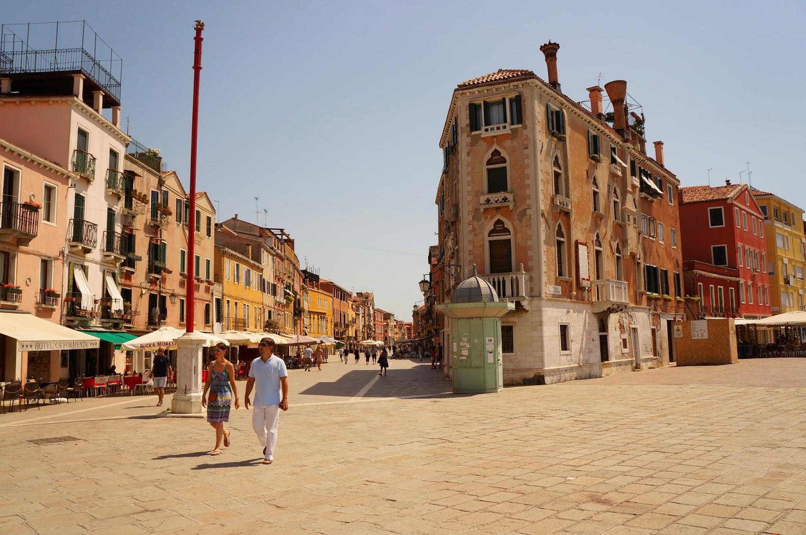 Венеция для местных