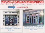 ATENCION EN ANIMALES EXOTICOS