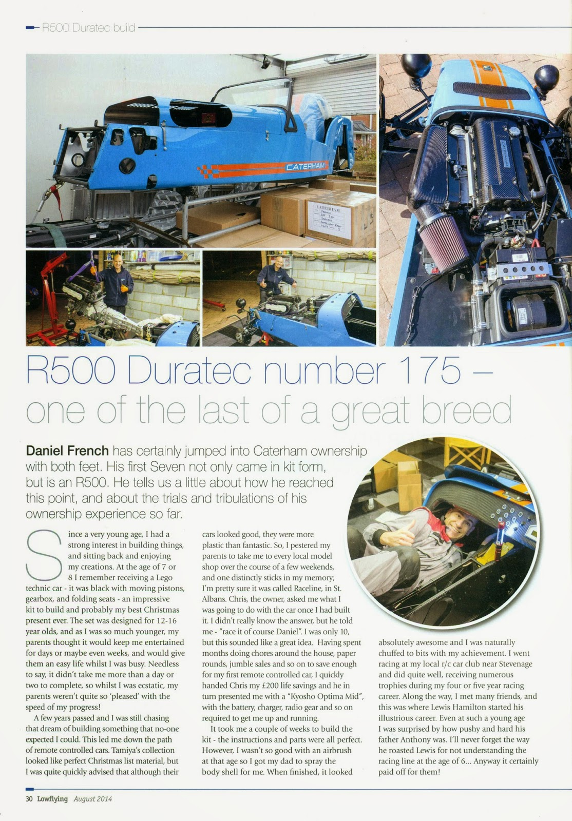 Page 30 of Lowflying Magazine - August 2014 Issue