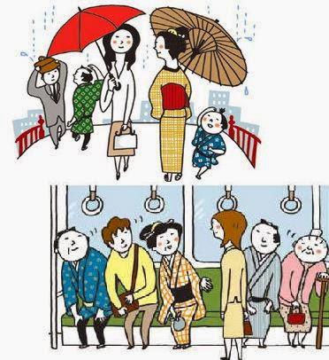 comportamiento cordial japonés