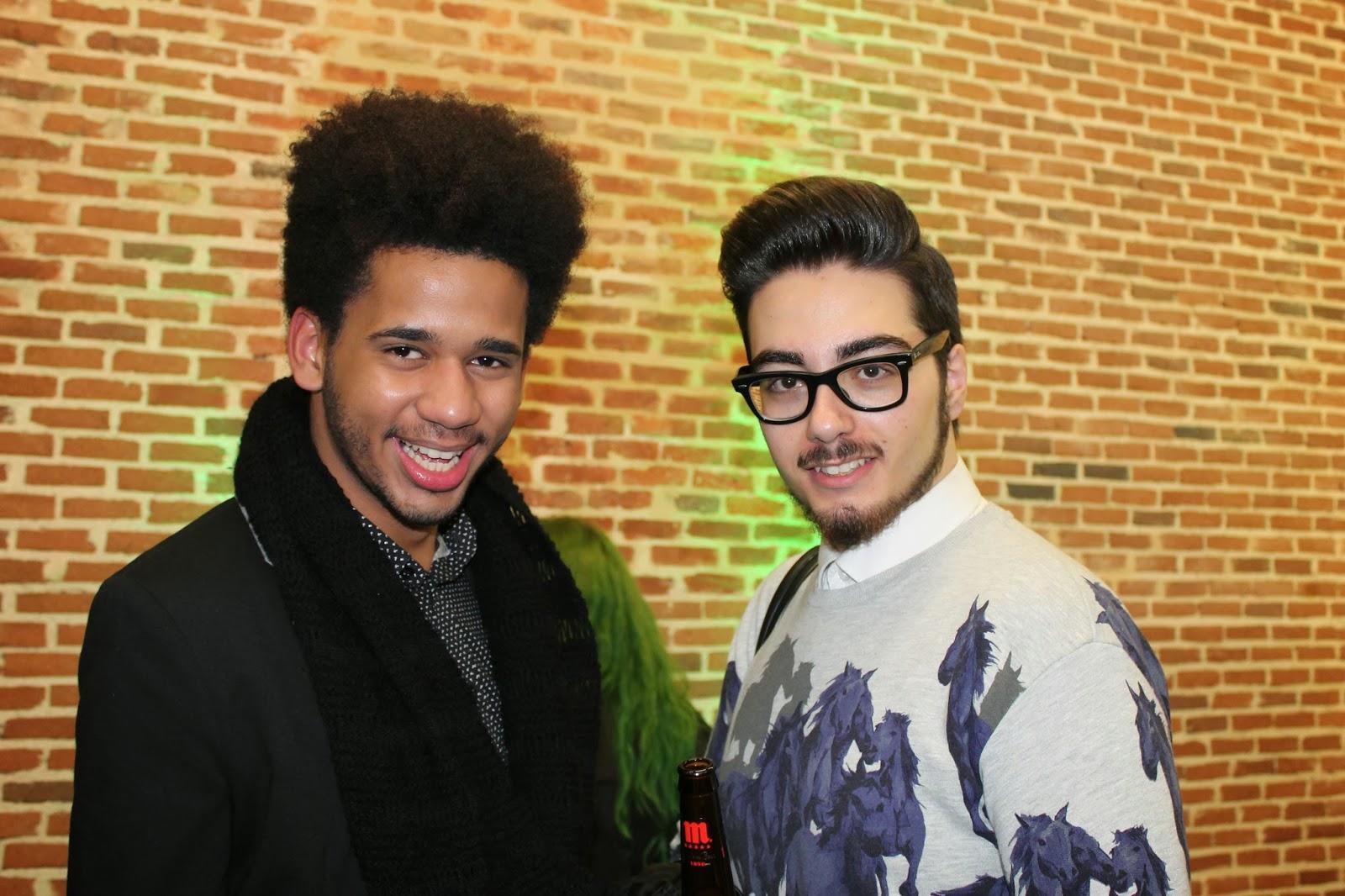 Wilson y Alejandro Bloggers