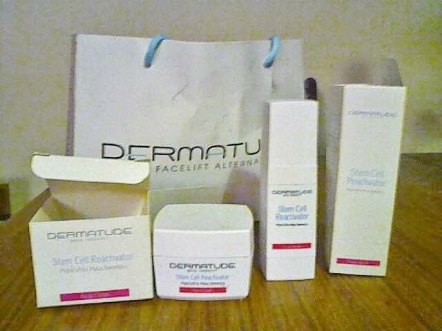 Dermatude Skin Cell Reactivator