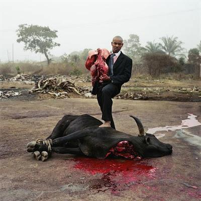 Fotografi Horror Ala Pieter Hugo di Afrika
