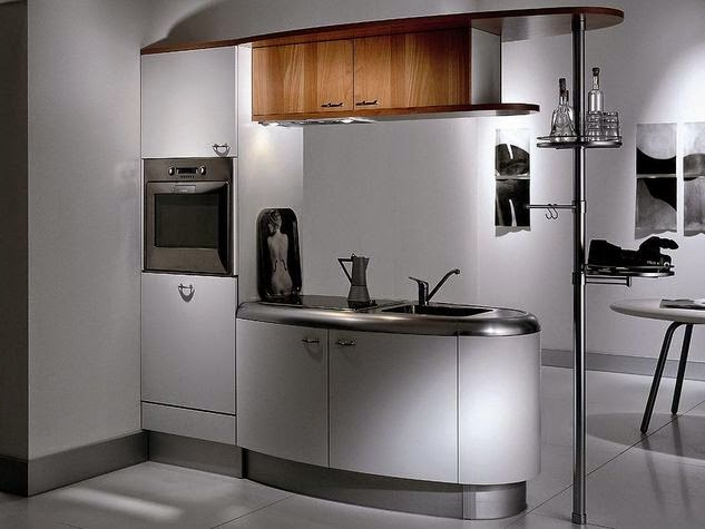Il blog di architettura e design di studioad una cucina che si nasconde - Mini cucine per monolocali ...