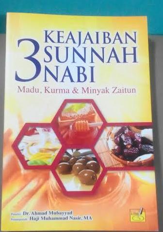 SUNNAH NABI -MINYAK ZAITUN-