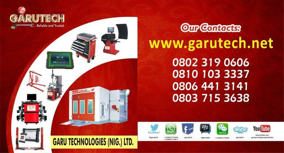 GARUTECH TECHNOLOGIES