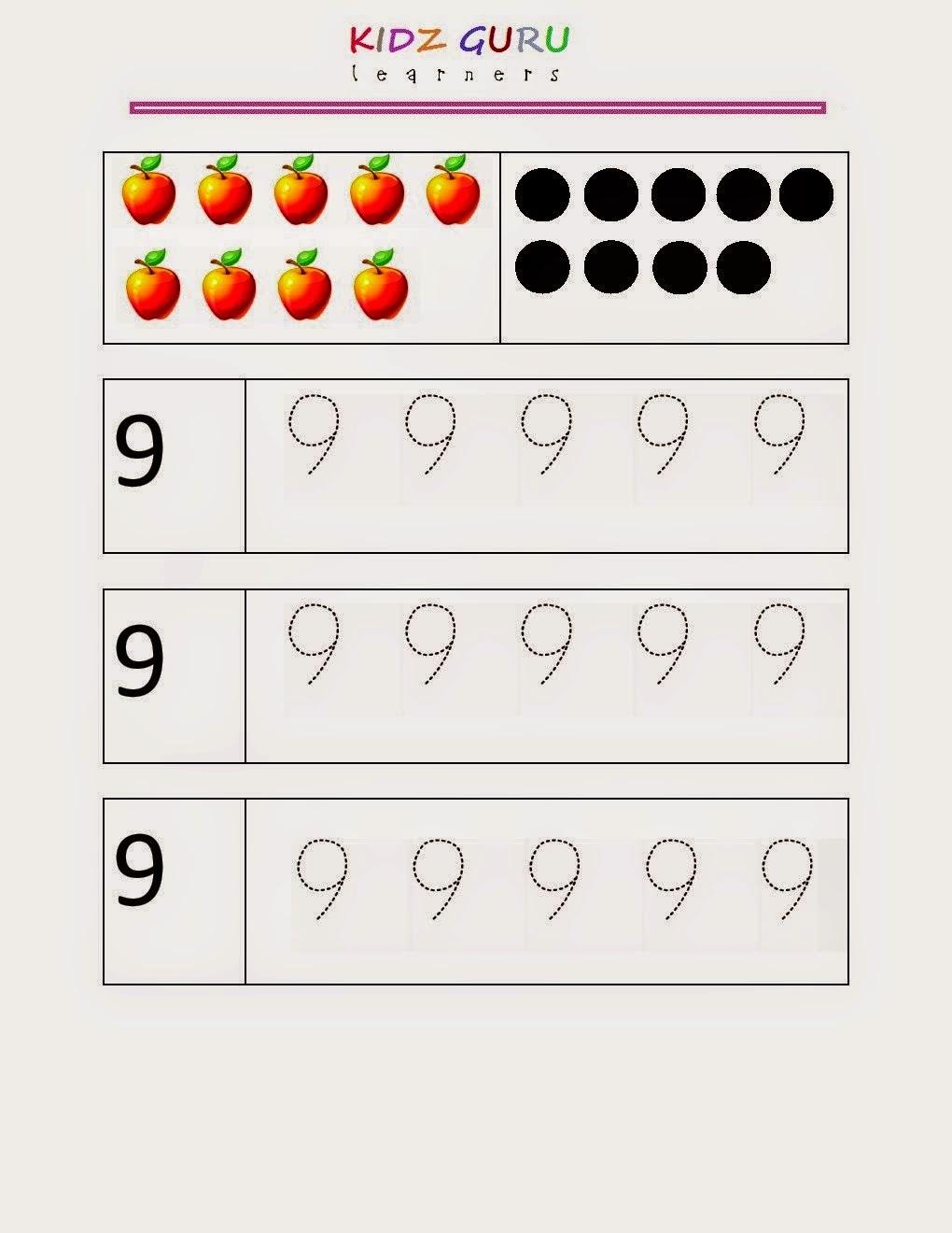 kindergarten worksheets printable worksheet maths. Black Bedroom Furniture Sets. Home Design Ideas