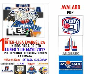 1er. Torneo Inter-Liga Evangélica
