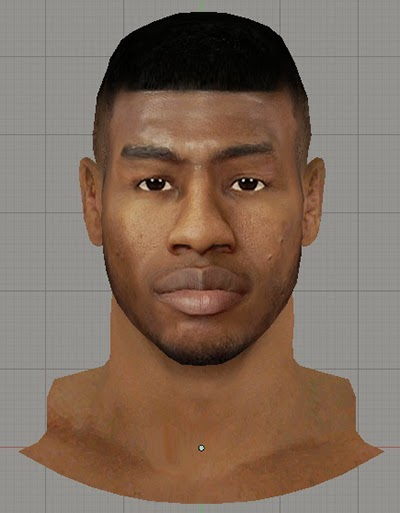 NBA 2K14 Iman Shumpert HD Cyberface (No Hightop)