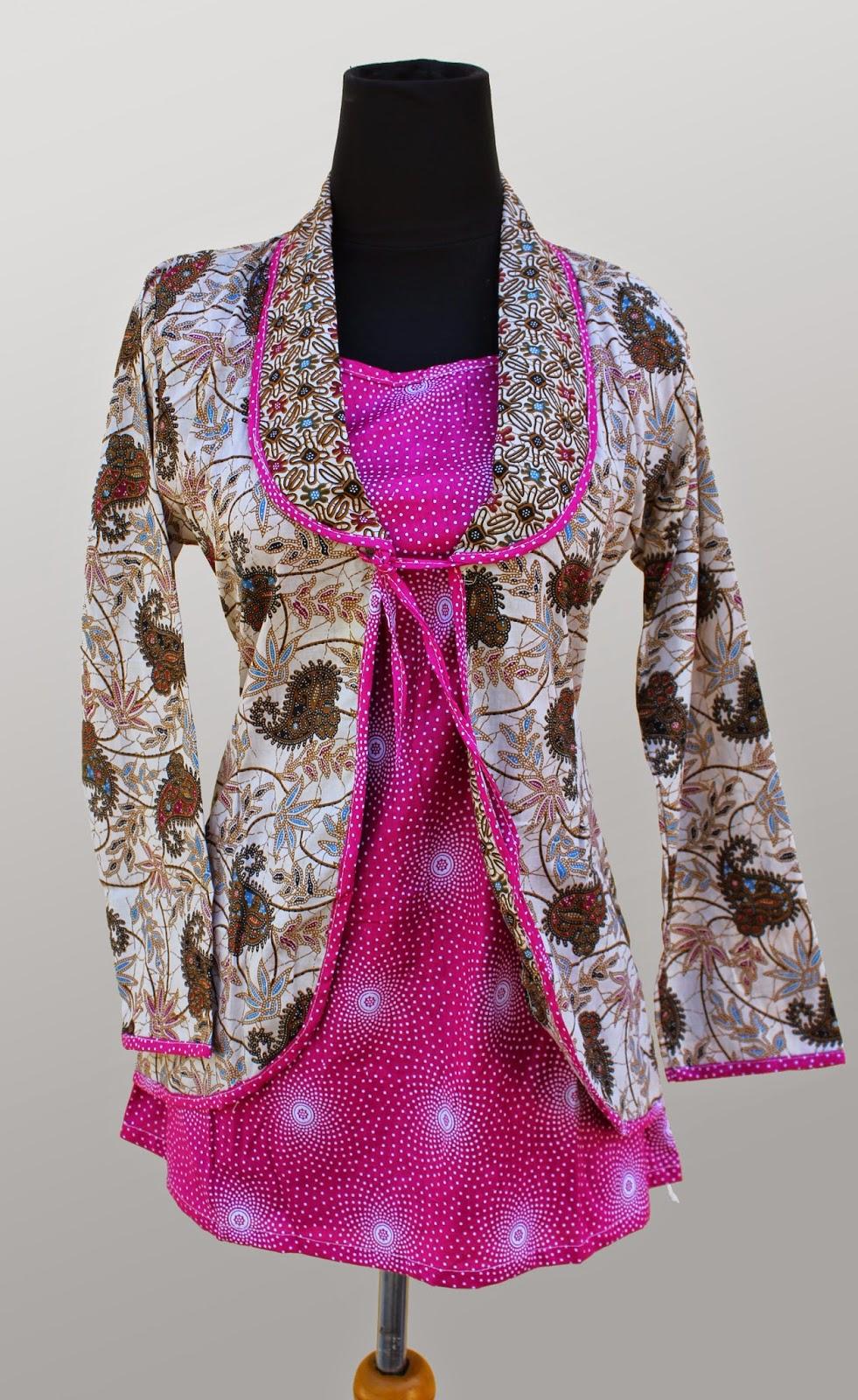 Foto Baju Batik Dewasa