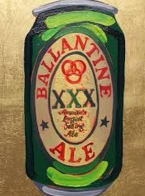BALANTINE ALE