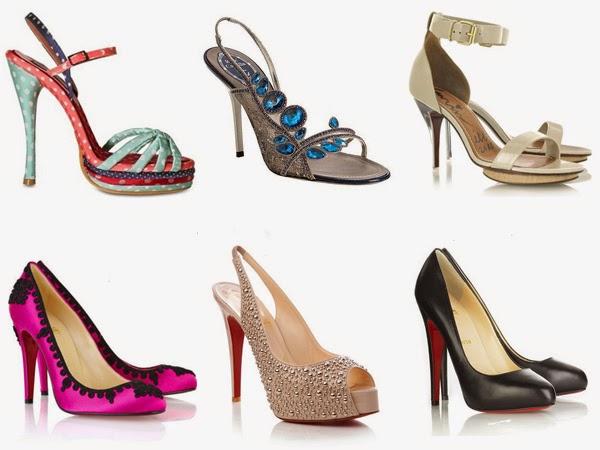 Model Sepatu Hak Tinggi Wanita Trend Tahun Ini