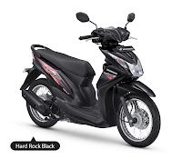 Honda BeAT FI SW Hitam