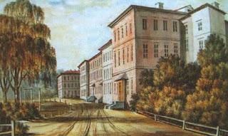 A gimnazium in Svislach