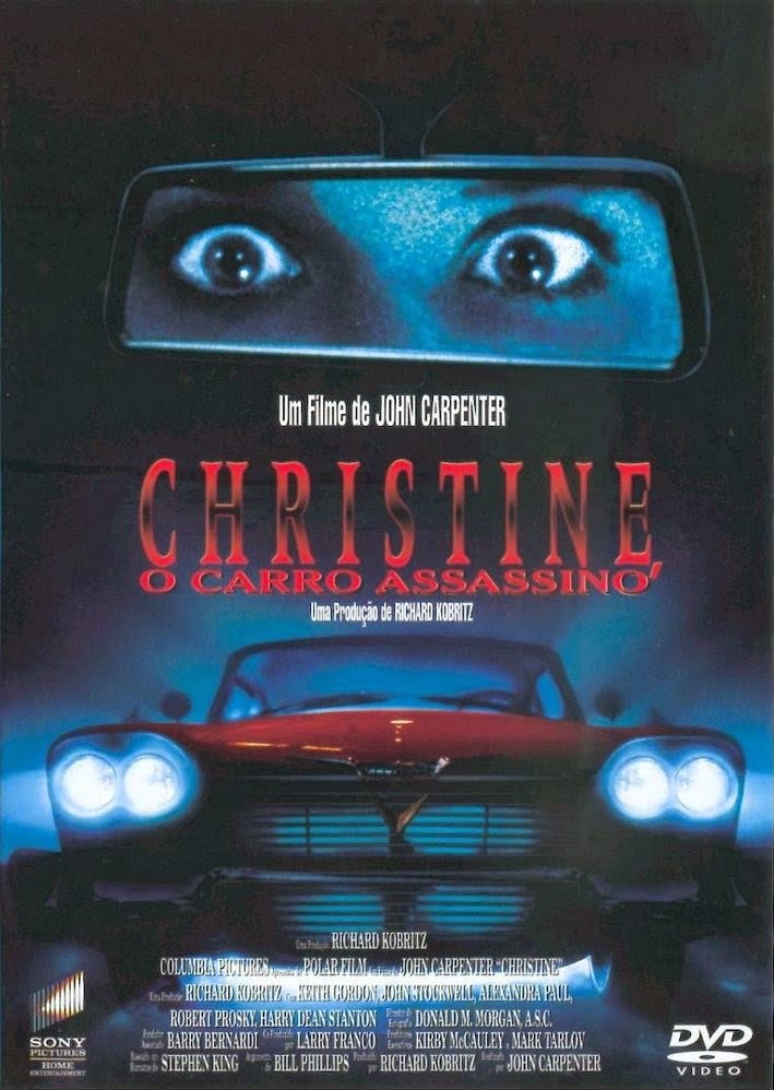 Christine: O Carro Assassino – Dublado (1983)