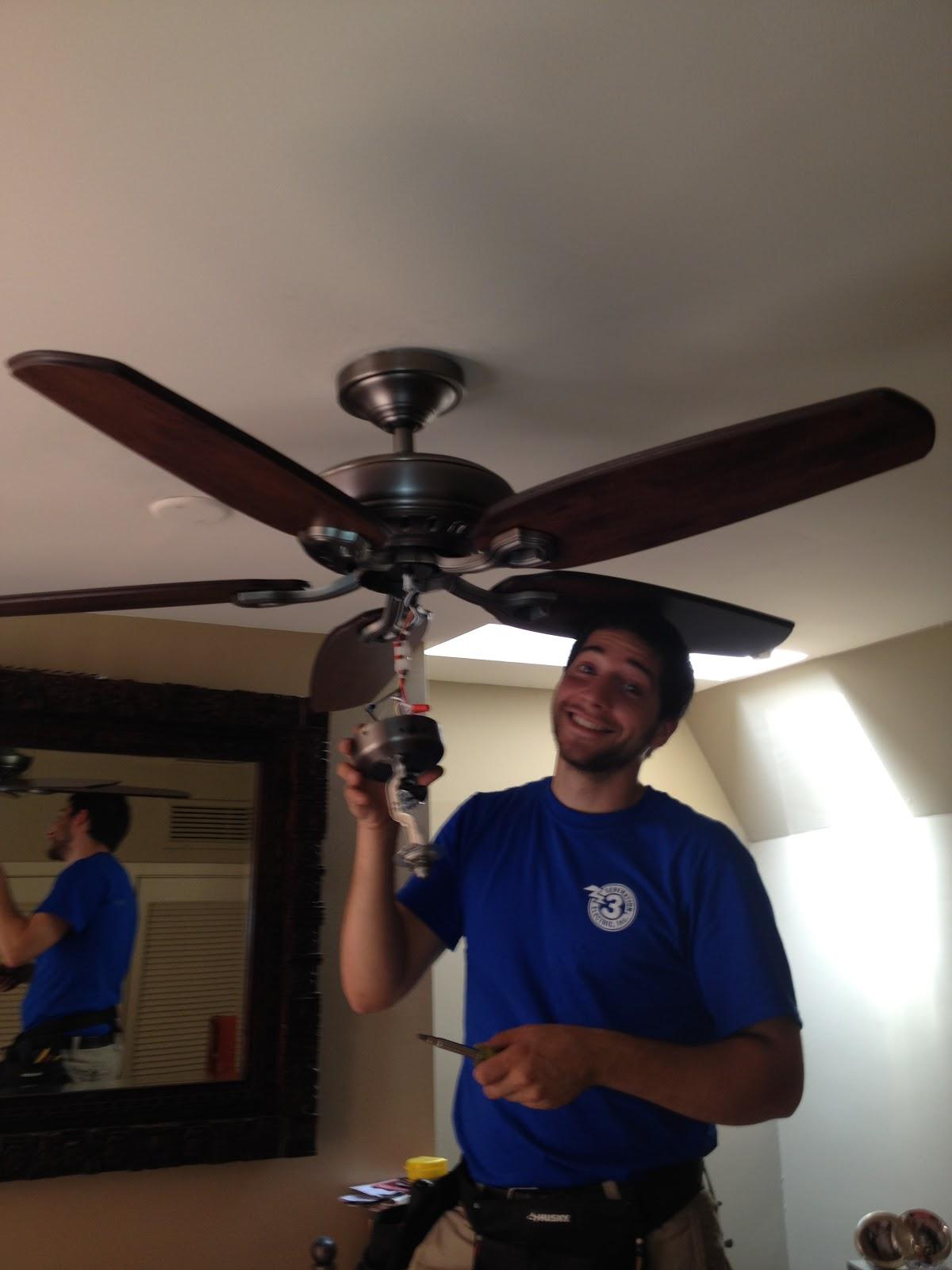 Gen3 Electric 215 352 5963 Installing Ceiling Fan Wiring Install