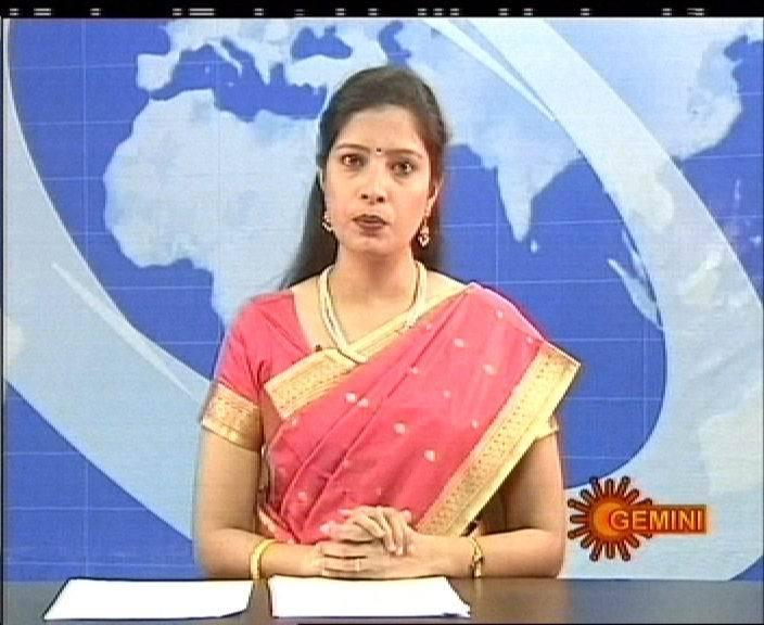 TV News Readers Telugu