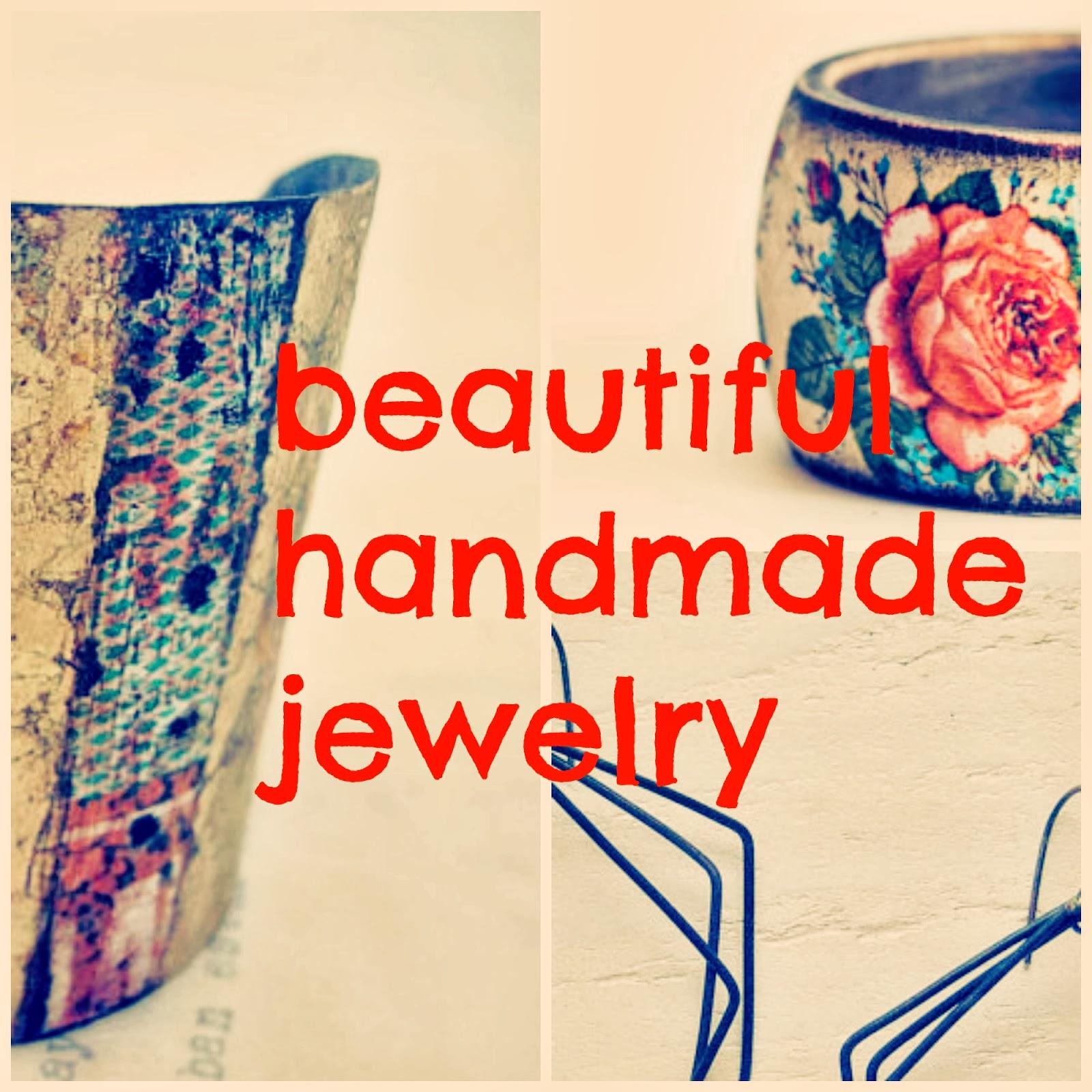 a few pretty things: I want it all! Beautiful handmade jewelry