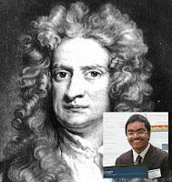 Shouryya Ray resuelve problema de trayectoria de Newton