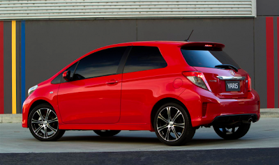 2012 Toyota Yaris Three-Door - Subcompact Culture