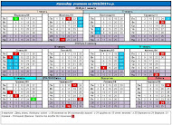 Календар учителя на 2018-2019 н.р.