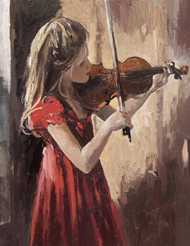 Sherree Valentine-Daines 1956 | British impressionist painter