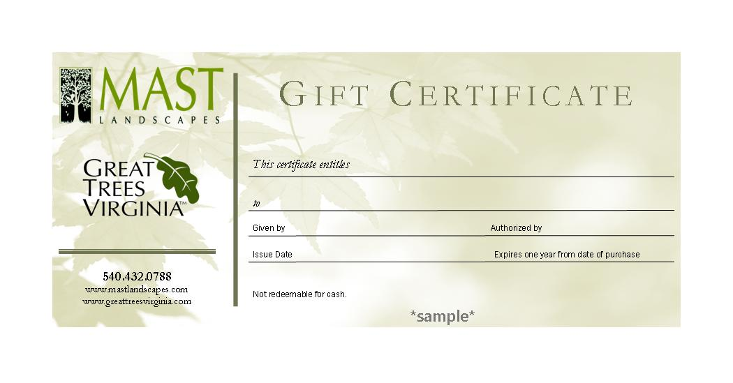 Mast Landscapes Inc.: Green Gifts For Gardeners