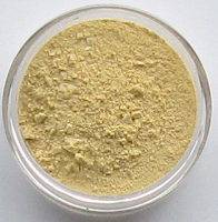 Yellow Mineral Makeup