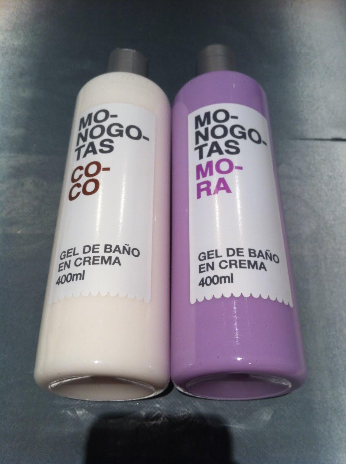 Missisters gel de ba o monogotas de mercadona for Bano de color mercadona