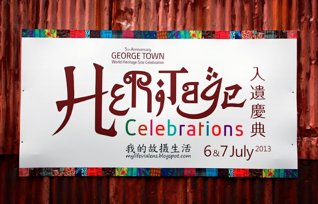 George Town Heritage Celebrations 2013