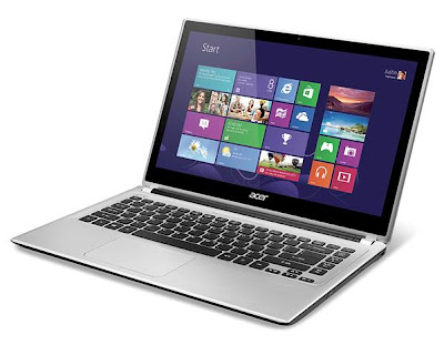 ACER ASPIRE V5-571P TOUCH LAPTOP