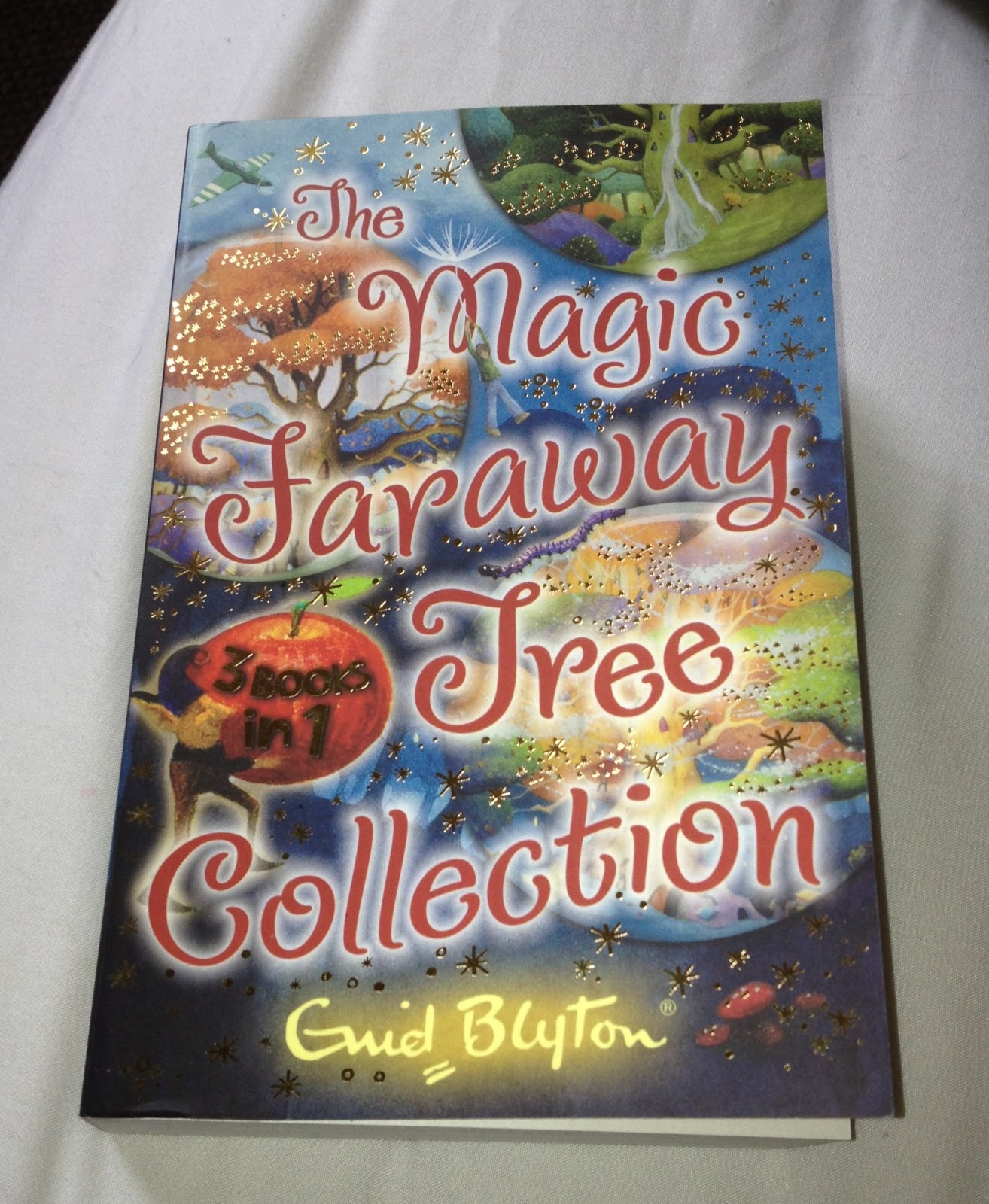 Reading the magic faraway tree collection