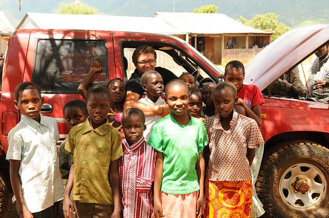 fra Miro Babić mali dom misija afrika sirotište misionar škola crkva u misiji