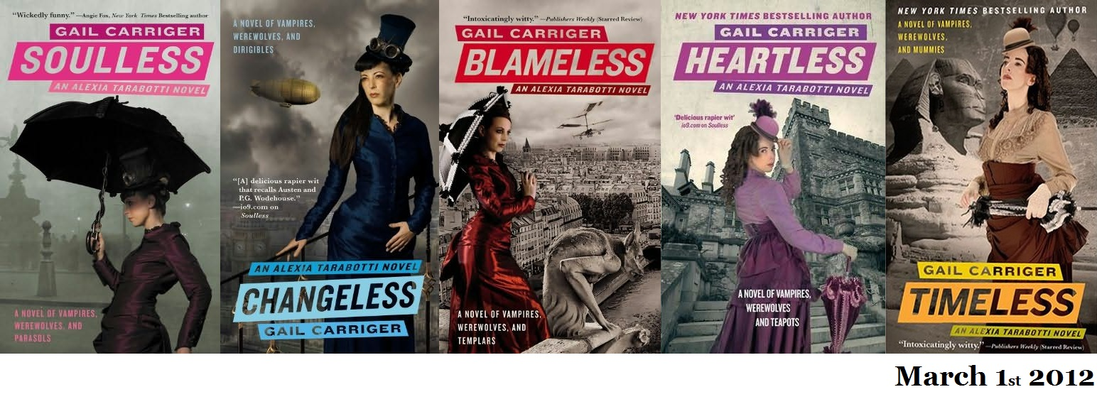 Timeless Giveaway  Gail Carriger  Parasol Protectorate Series  Pinterest
