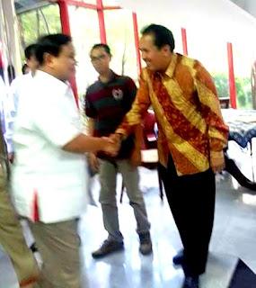Sekjend DPP Gerindra Ahmad Muzany sebut Rekomendasi Gerindra Untuk Fery Satria