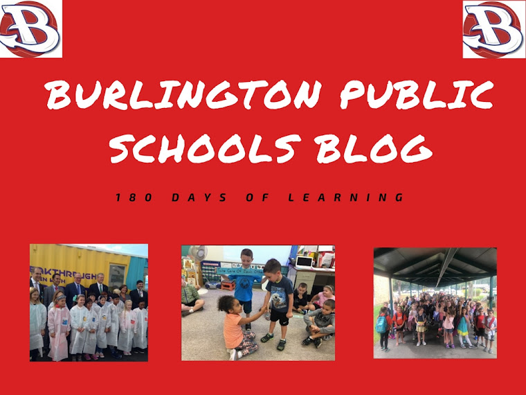 Burlington Public Schools Blog